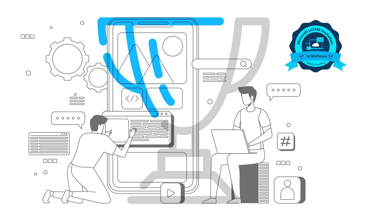 Kumulus fica no top do Microsoft LATAM Hackathon - Edição Frontline